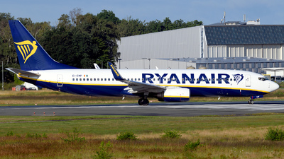 A picture of EIEMP - Boeing 7378AS - Ryanair - © Günther Feniuk