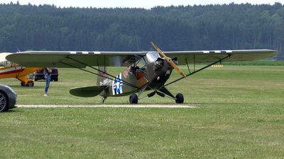 D-EBUG - Piper L-4H Cub - Private