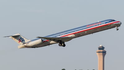 N436AA - McDonnell Douglas MD-83 - American Airlines
