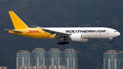 N714SA - Boeing 777-FZB - Southern Air