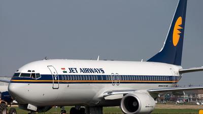 VT-JGJ - Boeing 737-83N - Jet Airways