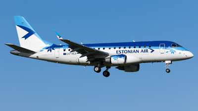 ES-AEA - Embraer 170-100STD - Estonian Air