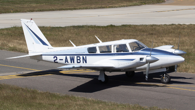2-AWBN - Piper PA-30-160 Twin Comanche - Private