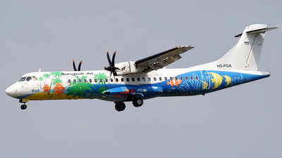 A picture of HSPGA - ATR 72500 - [0710] - © Omid83