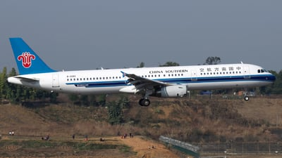 B-2282 - Airbus A321-231 - China Southern Airlines