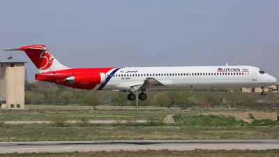 EP-TAN - McDonnell Douglas MD-83 - ATA Airlines [Iran]