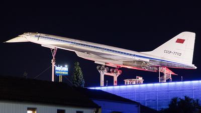 CCCP-77112 - Tupolev Tu-144 - Aeroflot