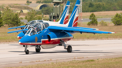 E44 - Dassault-Breguet-Dornier Alpha Jet E - France - Air Force