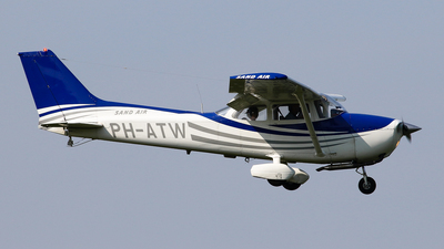 PH-ATW - Reims-Cessna F172N Skyhawk II - Sand Air