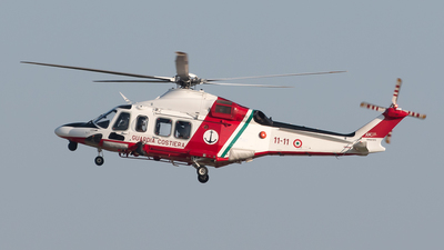 A picture of MM81910 - AgustaWestland AW139CP -  - © Michele Barban