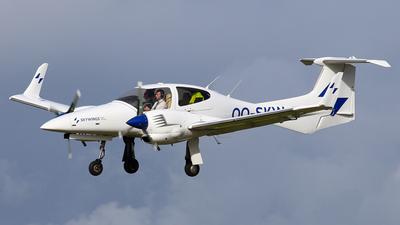 OO-SKW - Diamond DA-42 Twin Star - SkyWings Flight Training