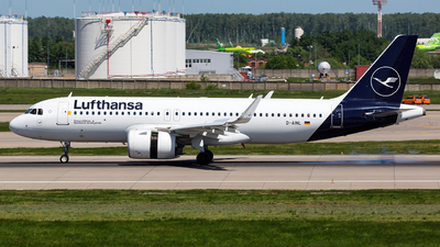 A picture of DAINL - Airbus A320271N - Lufthansa - © Sergey Popkov