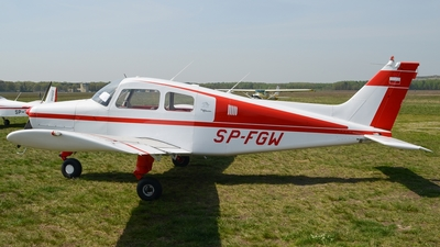 SP-FGW - Beechcraft A19 Musketeer Sport - Private