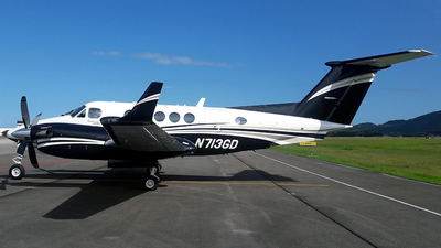 N713GD - Beechcraft B200GT Super King Air - Private