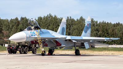 RF-95944 - Sukhoi Su-27P Flanker - Russia - Air Force