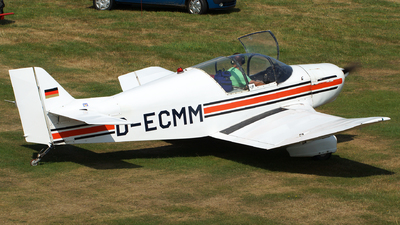 D-ECMM - Jodel D150 Mascaret - Private