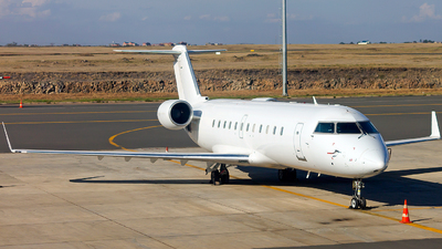 5Y-JLG - Bombardier CRJ-200ER - Private