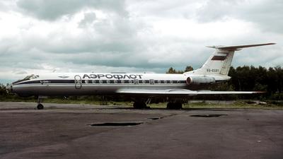 RA-65811 - Tupolev Tu-134A-3 - Arkhangelsk Airlines (AVL)
