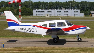 PH-SCT - Piper PA-28-161 Warrior II - Vliegclub Flevo