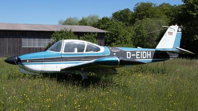 D-EIDH - Fuji FA-200-180 Aero Subaru - Private