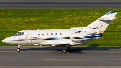 N535RV - Raytheon Hawker 800XP - Private