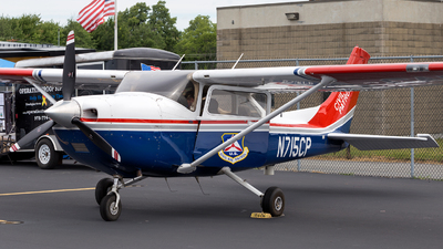 N715CP - Cessna 182T Skylane - United States - US Air Force Civil Air Patrol