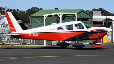 VH-CVK - Piper PA-28-235 Cherokee C - Private