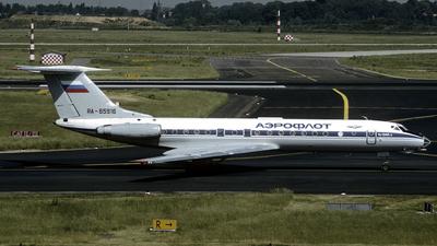 RA-65916 - Tupolev Tu-134A-3 - Aeroflot