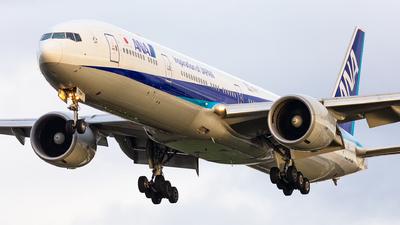 JA734A - Boeing 777-381ER - All Nippon Airways (ANA)
