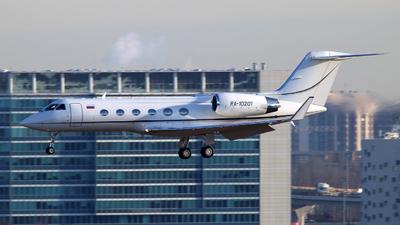 RA-10201 - Gulfstream G-IV(SP) - UTAir