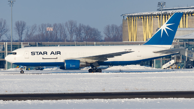 A picture of OYSRP - Boeing 767232(BDSF) - Star Air - © Paul Kalbitz