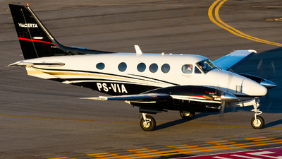 PS-VIA - Beechcraft C90GT King Air - Private