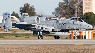 81-0965 - Fairchild A-10C Thunderbolt II - United States - US Air Force (USAF)