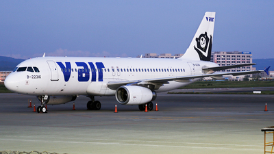B-22316 - Airbus A320-232 - V air