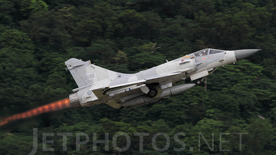 2032 - Dassault Mirage 2000-5 - Taiwan - Air Force