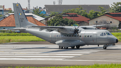 TU-DB-501 - IPTN CN-235-220 - Brunei - Air Force