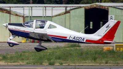 I-AGDA - Tecnam P2002JF Sierra - Aero Club - Bolzano