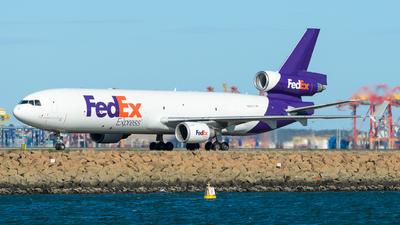 N609FE - McDonnell Douglas MD-11(F) - FedEx