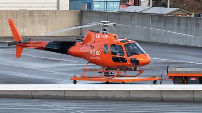 LN-OFI - Aérospatiale AS 350B3 Ecureuil - Helitrans
