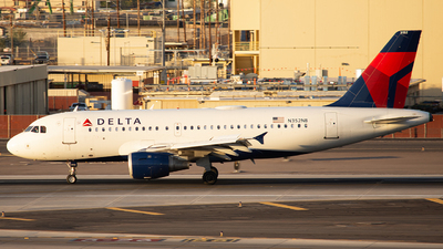 A picture of N352NB - Airbus A319114 - Delta Air Lines - © Alexander Owen