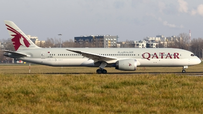 A7-BHG - Boeing 787-9 Dreamliner - Qatar Airways