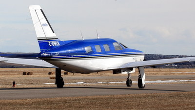 C-GWLH - Piper PA-46-310P Malibu - Private