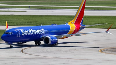 N8751R - Boeing 737-8 MAX - Southwest Airlines