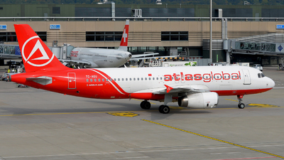 A picture of TCAGU - Airbus A320232 - [2077] - © Miguel Agueda