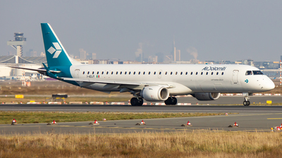 I-ADJY - Embraer 190-200LR - Air Dolomiti