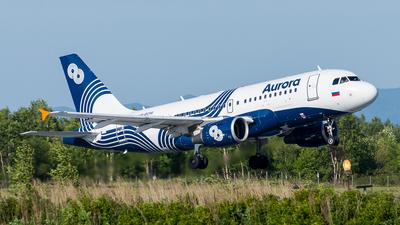 VP-BDM - Airbus A319-111 - Aurora