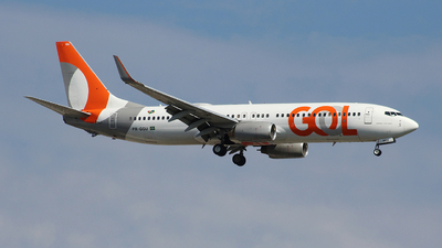 PR-GGU - Boeing 737-8EH - GOL Linhas Aéreas