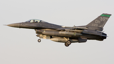 89-2129 - Lockheed Martin F-16CG Fighting Falcon - United States - US Air Force (USAF)