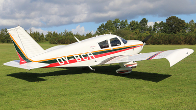 OY-BCA - Piper PA-28-180 Cherokee C - Private