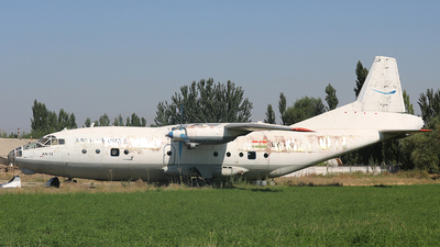 EY-403 - Antonov An-12 - Asia Airways